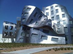 Frank Gehry Building Cleveland #architecture #Frank #Gehry Pinned by www.modlar.com