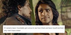 No one give d'artagnan a taser bcs he is stupid and totally would taser himself.
