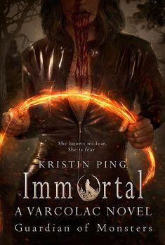 Amazon.com: Immortal: Guardian of Monsters (Varcolac Series Book 1) eBook: Kristin Ping, Joemel Requeza: Kindle Store