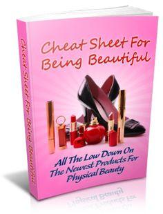 Makeup Tips eBook - Cheat Sheet for Being Beautiful & Look like Modern!
