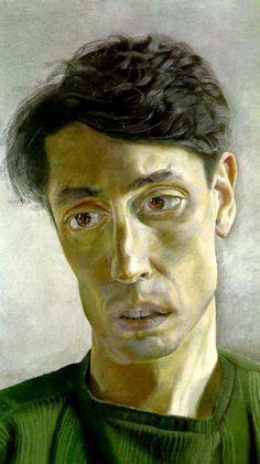 Lucian Freud. John Minton  1952