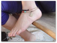 Art Symphony: Anklets, accessories for your feet...