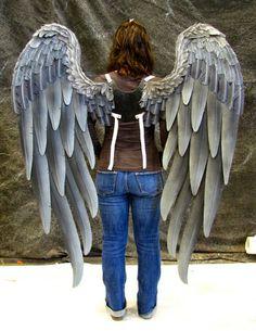 danielle hurley design TruWings Hawk Girl Wings