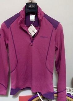 Kup mój przedmiot na #vintedpl http://www.vinted.pl/damska-odziez/bluzy/12547219-bluza-sportowa-craft-rozm-m-nowa-z-metka-rozowo-fioletowa