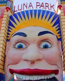 Luna Park, Milson's Point, NSW, Australia