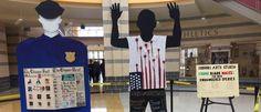 DC-Area High School Hosts Anti-Police Art Display