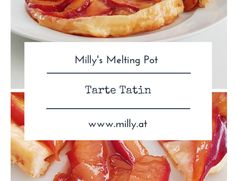 How these upside down tartes were discovered or invented is still unclear, but the french tarte tatin is traditionally baked with the fruit at the bottom. Vanilla Paste, Melting Pot, Ice Cream Scoop, The Dish, Hot Dog Buns, Brown Sugar, Caramel, Oven, Rolls