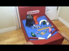 How to make a Pinball Machine with Cardboard at mmmmmHome - YouTube