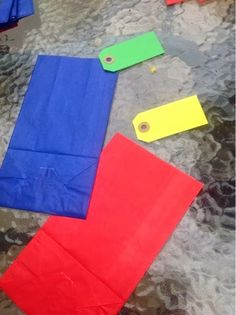I made these super easy Paw Patrol Birthday goodie bags           I purchased these bags from AC Moore and Hobby Lobby         I also p...