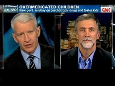 National CASA CEO Michael Piraino speaks on the overuse of psychotropic drugs on foster youth.