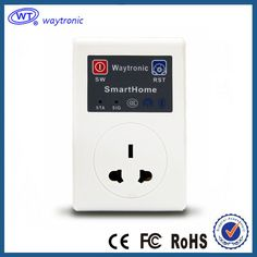 Find More Smart Power Socket Plug Information about Free shipping Android System Intelligent Home Remote Control Smart Power Socket Plug,High Quality light switch china,China light bulb sound effects Suppliers, Cheap light switches australia from Shenzhen Waytronic Electronics Co., Ltd. on Aliexpress.com