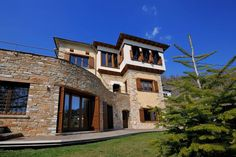 Mountain Stone House Philippitzis & associates » Blog Archive » Εξοχική κατοικία – Βυζίτσα