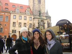 Prague in the central European country of the Czech Republic is becoming more and more popular for both study abroad and personal travel!