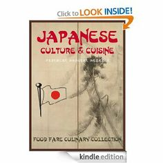 Japanese Culture & Cuisine (Food Fare Culinary Collection) by Shenanchie O'Toole. $1.46. Publisher: Food Fare (November 2, 2011). Author: Shenanchie O'Toole. 61 pages