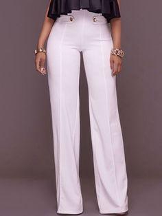 110 Ideas De Pantalones Palazo Pantalones Palazos Ropa Moda
