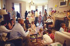 At-home Wedding Reception ideas