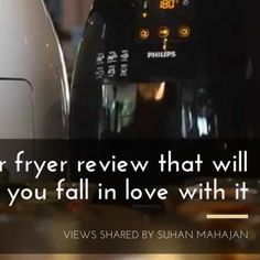 This Genuine Air Fryer Review will make you buy it and fall in love with it! by Plattershare on Plattershare