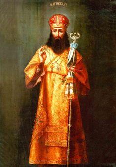 святитель Тихон Задонский Icons, Painting, Art, Art Background, Symbols, Painting Art, Kunst, Paintings, Performing Arts