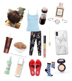 """""""Untitled #6"""" by mashaluba on Polyvore featuring Recover, Mario Badescu Skin Care and Gucci"""