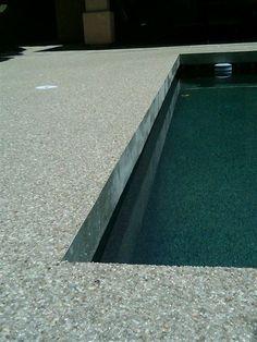 PebbleStone Flooring Systems - Photos Pebble Floor, Pebble Stone, Grace Home, Material Board, Photo Work, Townhouse, Concrete, Exterior, Patio