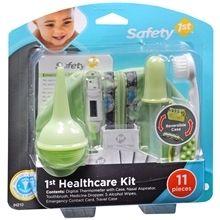 Safety First Estuche de Medicina Azul, http://www.minime.do para niños