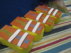 space dramatic play - moon boots. Idea from another blog is to lay out pillows for the kids to walk across.