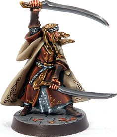 U.S.A. 2005 Los Angeles - Lord of the Rings Single Miniature - Demon Winner, the unofficial Golden Demon website