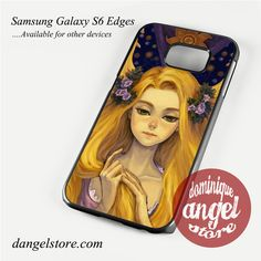 beautiful tangled Phone Case for Samsung Galaxy S3/S4/S5/S6/S6 Edge