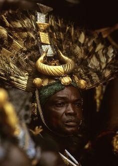 Ashanti Royal Sword Bearer
