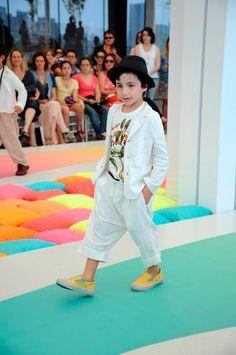 Fashion Weekend Kids apresenta tendências do verão