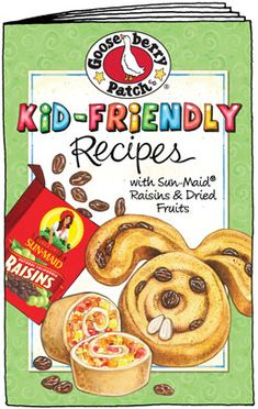 » Free Gooseberry Patch Kid-Friendly Recipes booklet Bargain Hound Daily Deals