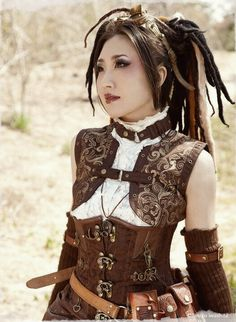 MaRY or Strange Artifact - Toshio Iwashita  steampunksteampunk