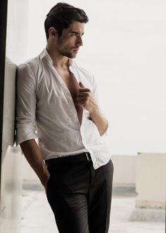 Brazilian William Nunes at Just Models, Malaysia by Wong Sim