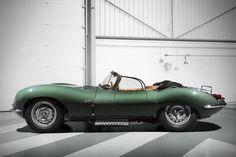 1957 Jaguar XKSS 3