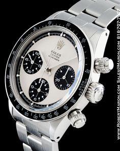 Rolex Cosmograph Daytona Paul Newman (6240)