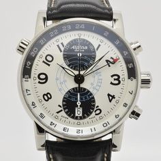 Alpina Watch Startimer Chronograph GMT