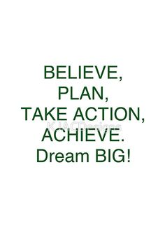 """""""Believe + Plan + Action = Achieve"""" #DreamBIG Tshirt Dress #redbubble #KJACDesigns #leadershipquotes"""