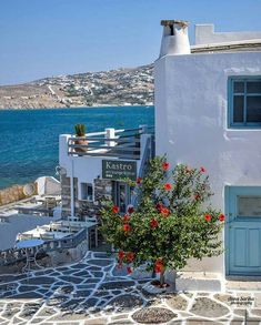 Parikia - Paros island, Greece