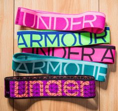 under armour headbands - Google Search