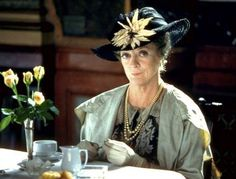 Maggie Smith, The Dowager Duchess in Downton Abbey