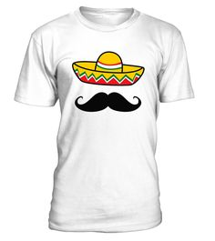 Mustache Cinco de Mayo Shirt Funny | Teezily | Buy, Create & Sell T-shirts to turn your ideas into reality