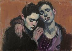 russiacore:   Malcolm T. Liepke, two friends - one-man boyband