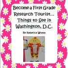 I created this unit to integrate common core standards into Social Studies while engaging students. Students will research tourist attractions in Washington, D.C., create mini foldables, and a large craftivity foldable.
