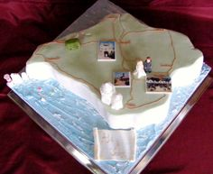 Tiered Wedding Cakes, Isle of Wight Wedding Cake Bakers - Centrepiece Cake Designs