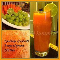 Carrot grape.
