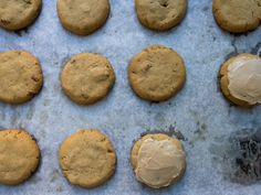 Turtleback Cookies | SAVEUR