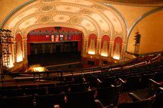 Temple Theatre, Saginaw, Michigan, USA on 10th December, 2015.