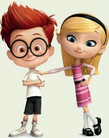"""Peabody's adopted """"son"""" and his girlfriend Penny visit the Orphanage as Student Teachers of the history lessons with Mr. Baby Cartoon Drawing, Cute Cartoon Boy, Love Cartoon Couple, Cute Cartoon Pictures, Cute Love Cartoons, Cartoon Pics, Cartoon Drawings, Cartoon Art, Boy Cartoon Characters"""