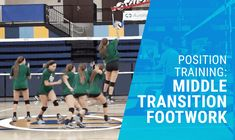 Ryan Theis from Marquette University talks about the importance of a middle transitioning quickly, dynamically and off the net efficiently. Check out this video to see all 4 topics and the different footwork Coach covers.