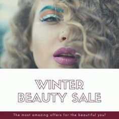 Make sure to take good care of your skin and be as confident as ever with these exciting offers this winter. Buy now! . . #beauty #skincare #winter #beautysale #wintersale #personalcare #blogger #blogging #beautyblogger #online #shopping #onlineshopping #shoppingonline #sale #beautyblogging #beautyaddict #beautyessential #skincareessential #lifestyle #trendy #makeup #makeupaddict #makeupproduct #skincareproduct #coupon #offer #deal #discount #voucher #pinterest #couponcode #wednesday… Beauty Sale, Diy Beauty, Beauty Hacks, Skin Shine, Facial Sunscreen, Beauty Clinic, Winter Beauty, Wedding Beauty, Beauty Essentials